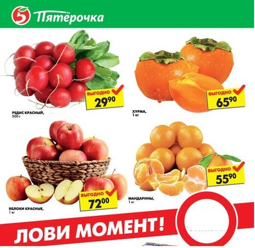 Супермаркеты Пятёрочка в Челябинске – актуальный